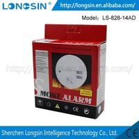 Home Bedroom/office/Bathroom Smoke Detector Alarm Smoke Alarm System