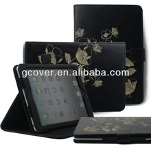 new products for mini ipad leather case, for ipad mini case women