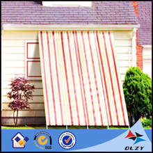 Best Selling Low price Latest design aluminum blinds outdoor