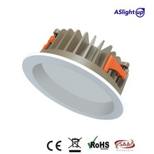 Export customized High voltage led 280mm cutout led downlight 24w