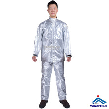 Wholesale Aluminized Fabric Fire Proximity Suit