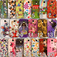 Printed TPU Case for Samsung Galaxy S4 i9500 i9505 IV Gel Rubber Silicone Cover