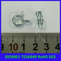 ISO9001,TS16949 metal spring clamp