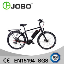 JOBO Hot Sale Adult 700C Crank Motor Electric MTB Mountain Bike for Europe Market