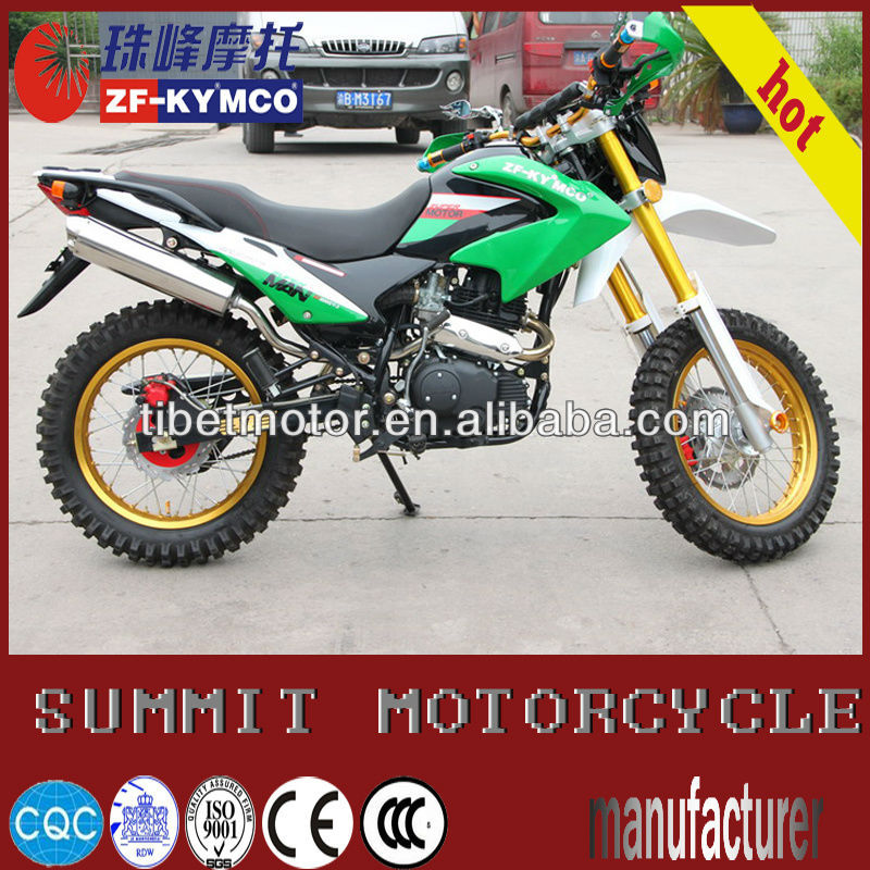 Chinese 200cc engine dirt bike for hot sale ZF200GY-5