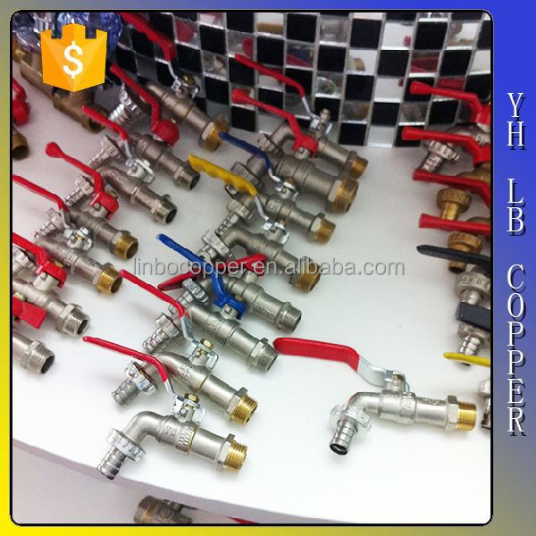 Yuhuan Brass/zinc tap washer for water