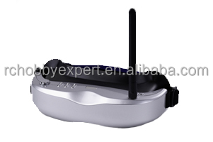 Boscam GS920 640 x 480 2.4G 5.8G Wireless FPV AIO Goggle