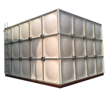 Super Quality Frp Chemical Water Storage Tank / Industrial Water Container