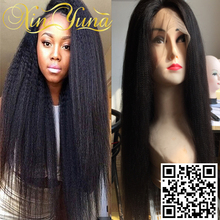 Alibaba best selling wholesale price full lace wig hand made doubles weft hair wig 200 density no shedding long lasting lace wig