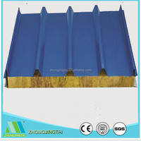 High-end Corrugated Steel Foam Sandwich Roof Panel Wall Panle for Wholesaler