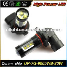 Wholesale high quality H4 H7 H8 H9 H10 H11 9005 9006 PSX24 H16 car led fog light for motorcycle jeep