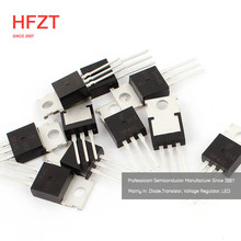 HFZT npn bipolar transistor or bipolar power junction mosfet power transistor in transistor
