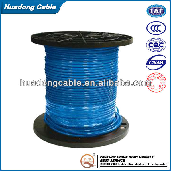 China hot-selling flexible 4mm2 RV wire thhn/thwn electrical wire with high quality