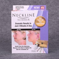 Neckline Slimmer Neck Line Chin Massager