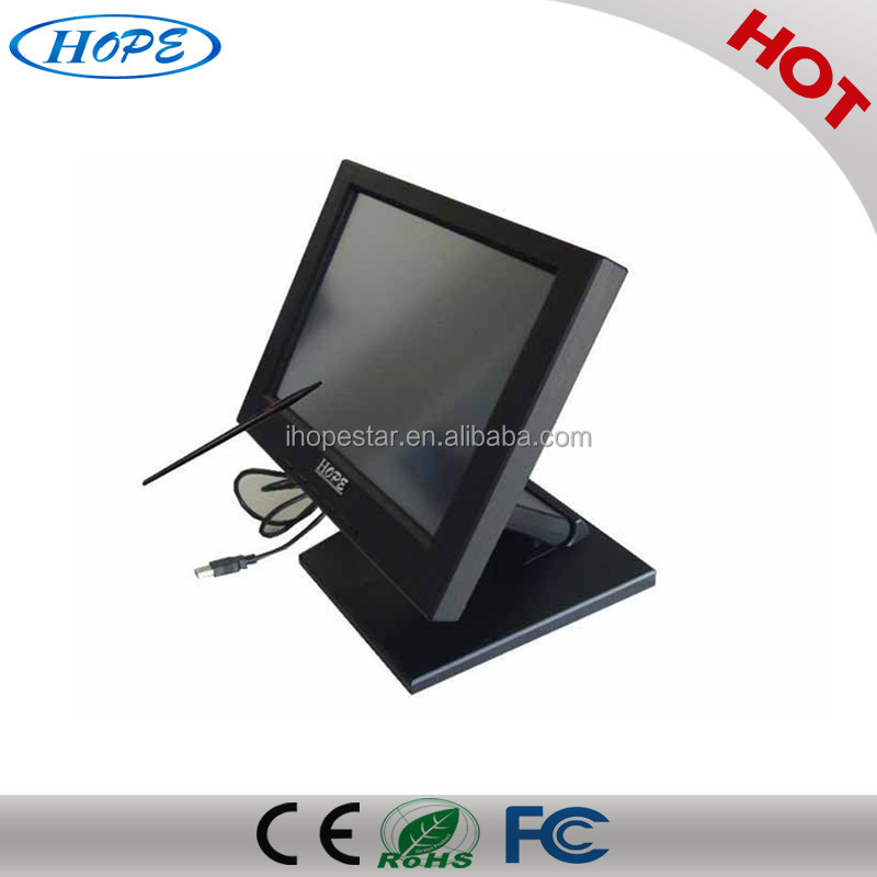 industrial 10 inch lcd touch screen panel monitor pc