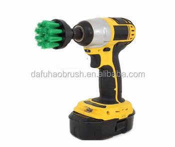 manufacturer free sample hand tools electric swivel brush