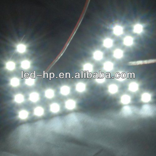 Led Supplier 12 Volt Led Light 14smd 3528 smd Led Arrow Indicator Light