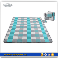 OEM hot sale weighted beautiful beach blanket
