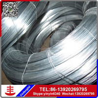 Large supply updated cheapest galvanized rope wire 6mm