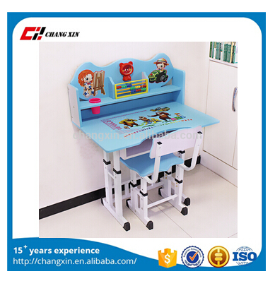 high quality children desk and chair