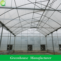 Pep Film Sawtooth Greenhouse