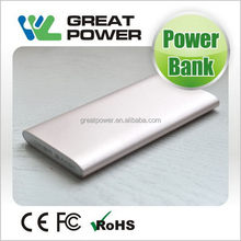Fashionable classical input output definition power bank