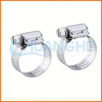 made in china alibaba 201 all-steel german style hose clamp auto part