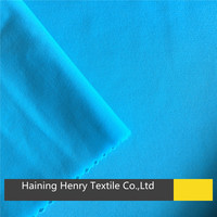 Hight Color Fastness Swimwear Fabric With Polyester Spandex
