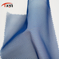 UK fashion 100% polyester knitting net mesh fabric for sportswear and garmen