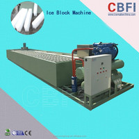 CE approved high-tech ice block making machine hot