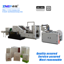 ZD-F320 Automatic Square-Bottom Paper Bag Making Machine