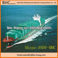 Skype ANDY-BHC ocean freight consolidation service from china shenzhen guangzhou