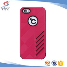 Popular style TPU+PC for iphone 5 s case