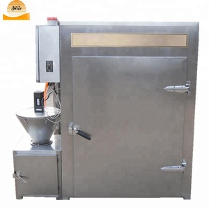Electric stainless steel turkey smoking machine smoke machine price