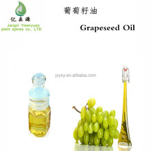 100% Natural Pure Grapeseed Oil Factory Offer Beauty Oil Price Muscle Relief Massage Oil