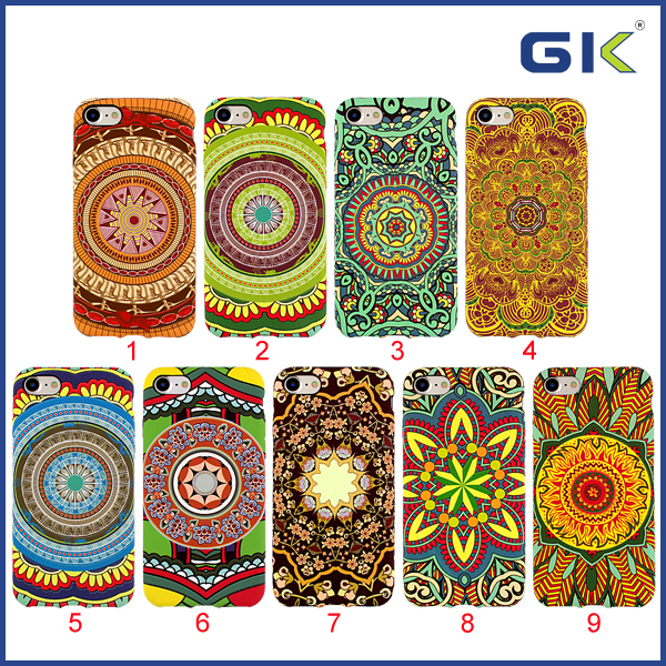 [GGIT] Hot Selling Custom Design National Style Soft TPU Phone Case For IPhone 7 Cover