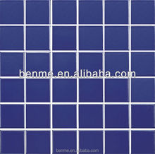 High quality ceramic mosaic tile for swimming pool adhesive panel wall mosaic