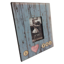 OEM/ODM handmade art gift wood mdf happy birthday photo frame wall picture frame designs for after quality testing and certific