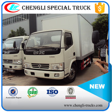 DONGFENG 100hp 4*2 6wheels 5000kg Light Delivery Van Truck
