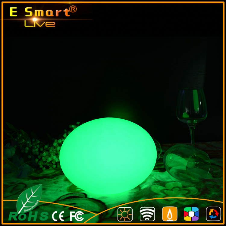 Hot sell cheap colour changed solar led water floating light ball