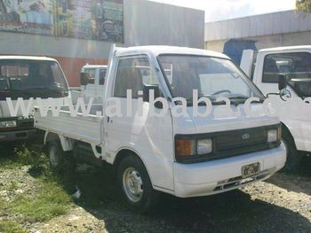 Mazda Bongo Cargo Drop Side truck
