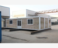 container Australian CE Standard prefab 40ft living container house manufacture