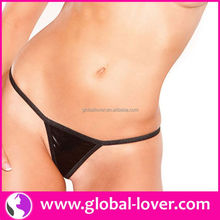 2015 new design transparent panties and bikini