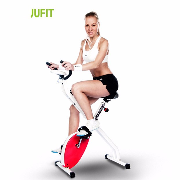 JUFIT cheap price Gym equipment indoor magnetic elliptical bike