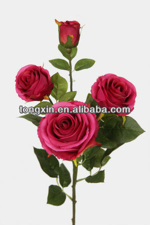 27661H florist scrapbooking rose At the end of the promotion edible flowers cake decorations