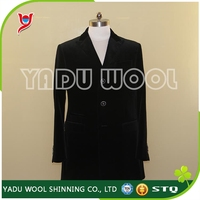 Men's woolen suit garment Custom suit/business wear/garment for men