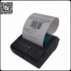 Cheap 80mm Thermal Bluetooth Handheld Receipt Printer