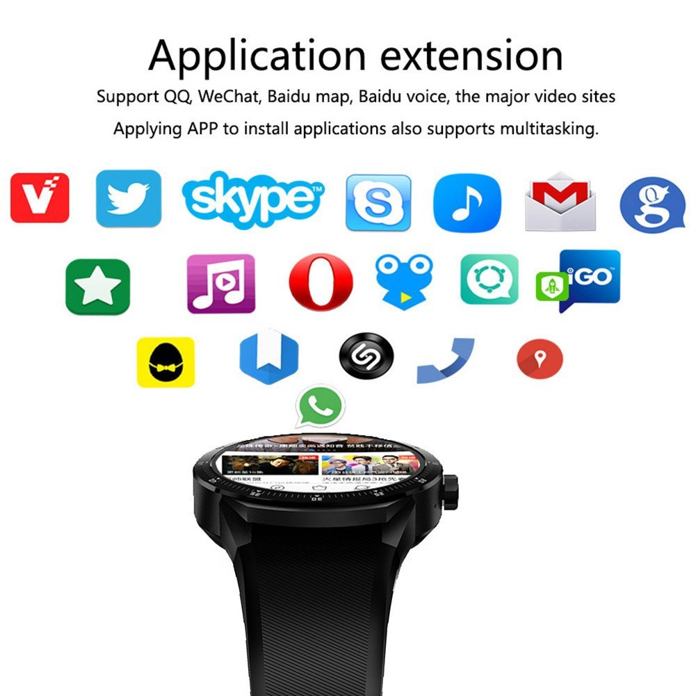 China 3G Sim Card Tracking Smartwatch gps Tracker and Smart Watch