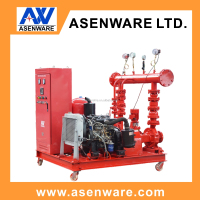 Factory price Pipe Pressure Test water fire pump