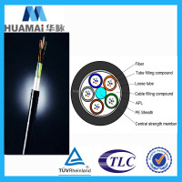 2 - 288 cores Stranded Loose Tube Non-Armored Cable GYTA